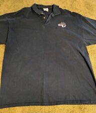 XL Blue GONZAGA BULLDOGS Polo Soft Collar Shirt! Zags! Spokane!