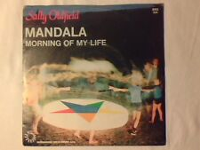 "SALLY OLDFIELD Mandala 7"" ITALY UNIQUE PS & B SIDE COME NUOVO LIKE NEW!!!"