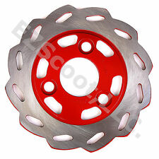 """BRAKE DISK ROTOR SCOOTER 155mm (6"""") 50-150cc SCOOTER MOPED GY6 TAOTAO PEACE BMS"""