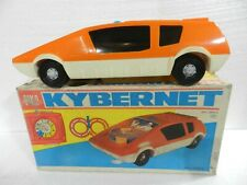 VINTAGE SPACE CAR KYBERNET COMPUTER CAR BRAND PIKO 1974 EAST GERMANY NIB