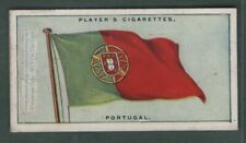 The Flag Of Portugal Portuguese 1920s Ad Trade Card