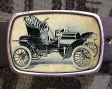 Vintage Car Vintage Inspired Art Gift Classic Cars Belt Buckle