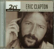 Eric Clapton - 20th Century Masters: Millennium Collection - CD - NEW