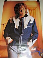 """Shawn Camp - Orig. Poster #6133 - Exc. New cond.  """"1993"""" - 22 x 34 1/2"""" LAST ONE"""