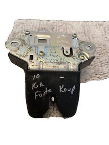 2010 2011 2012 2013 Kia Forte  Koupe  Trunk Latch Lid Lock  Actuator OEM