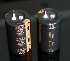 ELNA for Audio Capacitors 63V 10000uF NEW best for power supply DIY 2 pcs