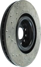 StopTech Disc Brake Rotor Front Left for Audi / Volkswagen / Seat # 128.33112L