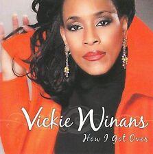 VICKIE WINANS CD HOW I GOT OVER