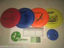 Frisbee Disc Golf Innova 4 Pack Set Build Your Own Great Way to Start