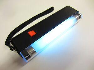 New GIA Gem Instruments Portable UV Ultraviolet Shortwave 254nm For Fluorescent