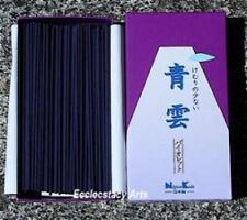 Seiun Violet Incense 350 Sticks - Floral Scent Nippon Kodo Japanese Less Smoke