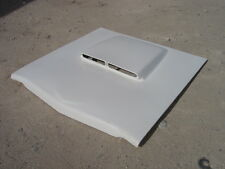 1968-1969 PLYMOUTH ROADRUNNER HOOD WITH SIX PACK SCOOP