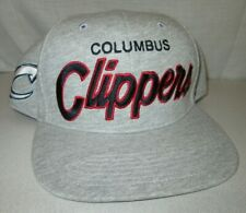 '47 Forty Seven COLUMBUS CLIPPERS Stitched Gray Snapback - NEW