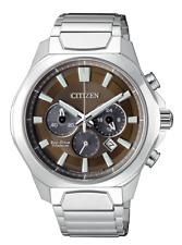 Reloj Citizen ca4320-51w crono titanio hombre