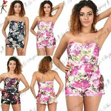 Unbranded Bandeau Sleeveless Jumpsuits & Playsuits for Women