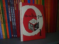 OuBaPo - OuPus 1 - Editions L'ASSOCIATION - BD