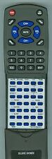 Replacement Remote for Theater Research TR6000, RC-H308, RCH308