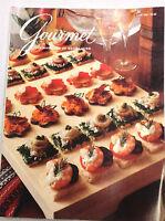 Gourmet Magazine Sushi Rolls June 1991 010517R