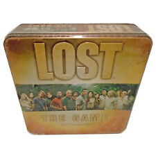 LOST Trivia Strategy Game In Tin NEW & SEALED American TV Survival Drama Series