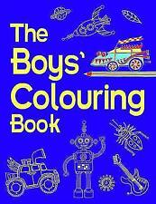 The Boys' Colouring Book (Boys Book), New, Books, mon0000151174