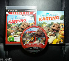 LittleBigPlanet Karting Little Big Planet Sony PlayStation 3 PS3 Game - Like New