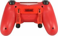 RED CUSTOM PRO ELITE PLAYSTATION 4 CONTROLLER PADDLES PS4 MODDED REMAP FOR COD