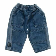 Healthtex Baby Boys Cute Jeans size 6 mo, blue/navy, cotton