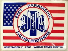 9/11 EMT Sticker