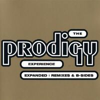 THE PRODIGY - EXPERIENCE/EXPANDED (RE-ISSUE) 2 CD NEU