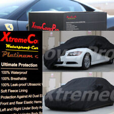 2014 BMW 328i 335i 335is Convertible Waterproof Car Cover w/ Mirror Pocket