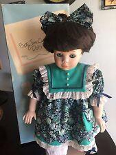 Betty Jane Carter Doll/Bette Ball/Goebel,Musical,Marcie,1990