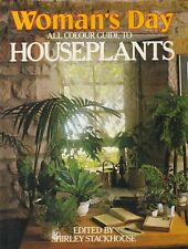 HOUSEPLANTS Woman's Day Colour Guide Shirley Stackhouse **GOOD COPY**