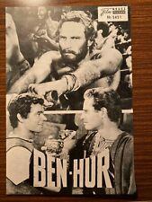 Neues Film-Programm Nr. 5451: Ben Hur (Charlton Heston)