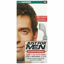 Just FOR MEN AUTOSTOP Marrone Scuro A45