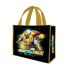 Transformers NEW * Bumblebee Large Recycled Tote * Licensed Shoppig Bag 16x12x6