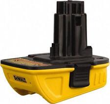 New Dewalt DCA1820 Cordless Tool Battery 18v to 20v Converter Adapter