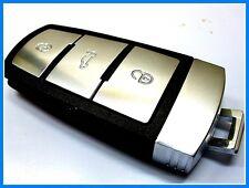NEW 3 BUTTON SMART DASH REMOTE KEY FOB for VW PASSAT, PASSAT CC, ID48 Chip