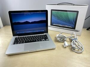 "MacBook Pro 13-Inch ""Core i5"" 2.5 Mid-2012 / 1TB SSD / 8 GB RAM - UPGRADED!"