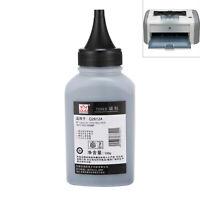 Black Printer Toner Powder Refill For Q2612A HP 1010 1012 1015 3015 3020 3030MFP