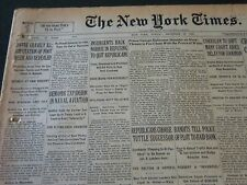 1930 DECEMBER 28 NEW YORK TIMES - JOFFRE GRAVELY ILL - NT 5628