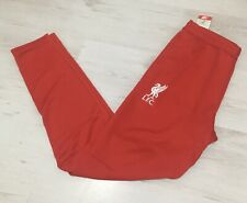 Liverpool 2019/20 Jogging Sweat Pants Size Medium M BNWT New Balance Men's Red