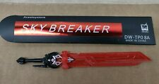 Transformers Prime Dr WU Skybreaker Red DW-TP08A