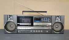 VINTAGE Panasonic RX-C41L/Retrò BOOM-BOX/anni'80 Ghetto Blaster/registratore a cassette