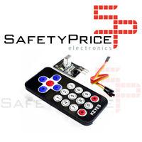 Kit Módulo infrarrojo IR + Mando distancia control remoto  Arduino Raspberry