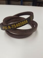 MTD 754-0280A variable speed belt J120 J130 PIX A-7540280A