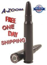 A-Zoom Precision * TWO (2) Pack Metal Snap Caps 8 x 57 Mauser #12235 * New!