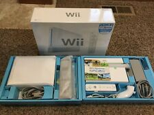 Nintendo Wii Sports Home Console, In Box