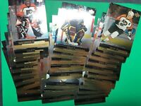 2000-01 Upper Deck Gold Reserve Lot Of 30+ Cards No Doubles