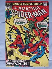 STAN LEE SIGNED SPIDER-MAN #149 COMIC DC/COA (THE JACKAL)
