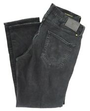Lucky Brand Mens 410 Athletic Fit Jeans 33 x 32 Black Stretch